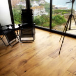 new oak flooring