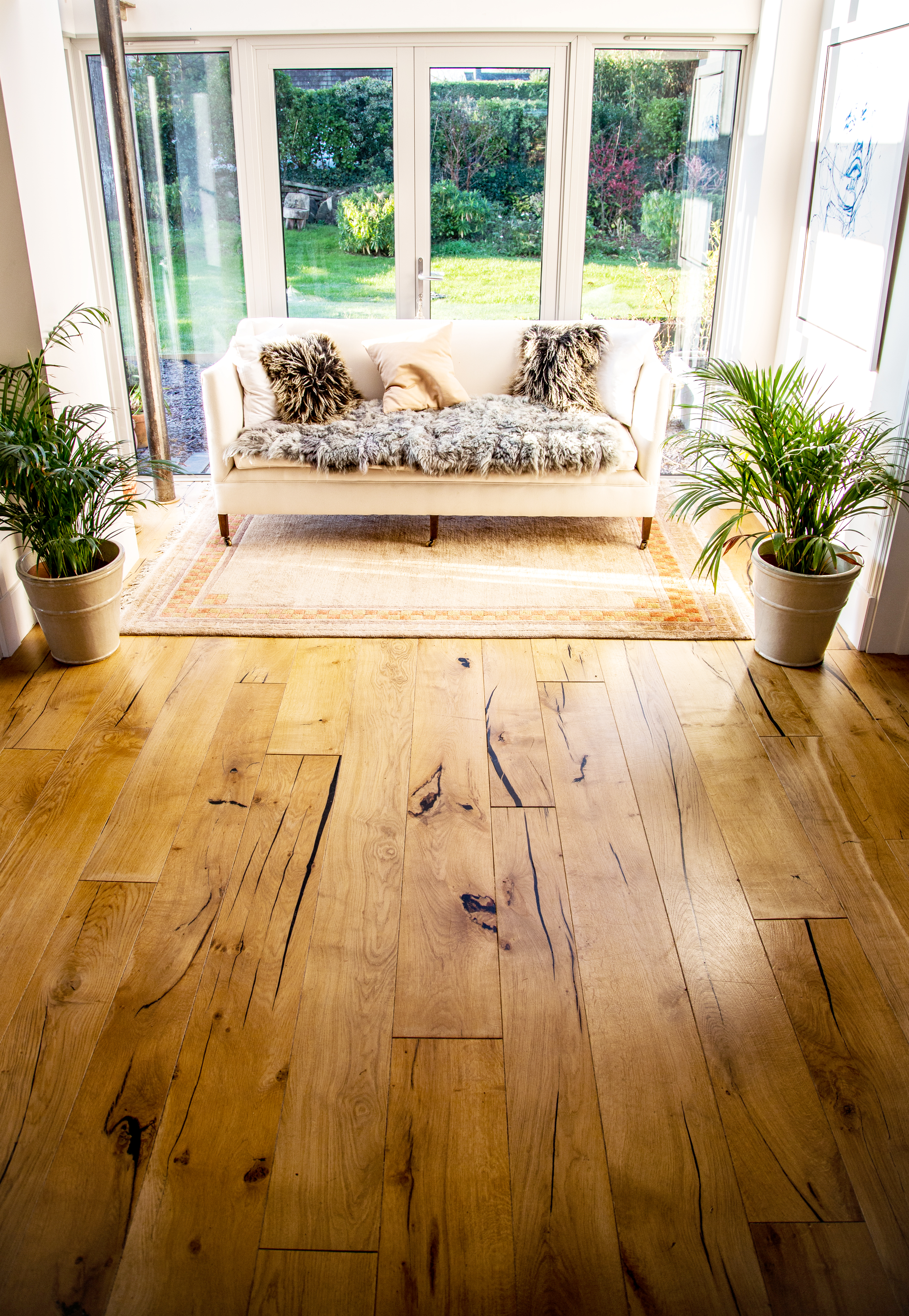 Reclaimed flooring Cornwall