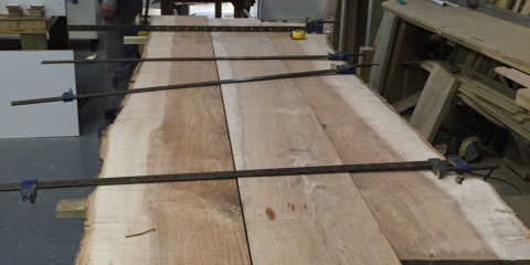 Wood for bespoke tables