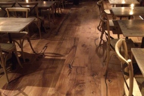 The Longstore, a new restaurant in Charlestown