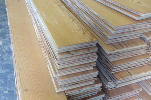 reclaimed douglas flooring