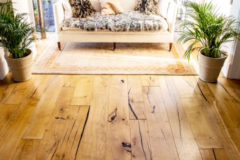 Reclaimed flooring Cornwall