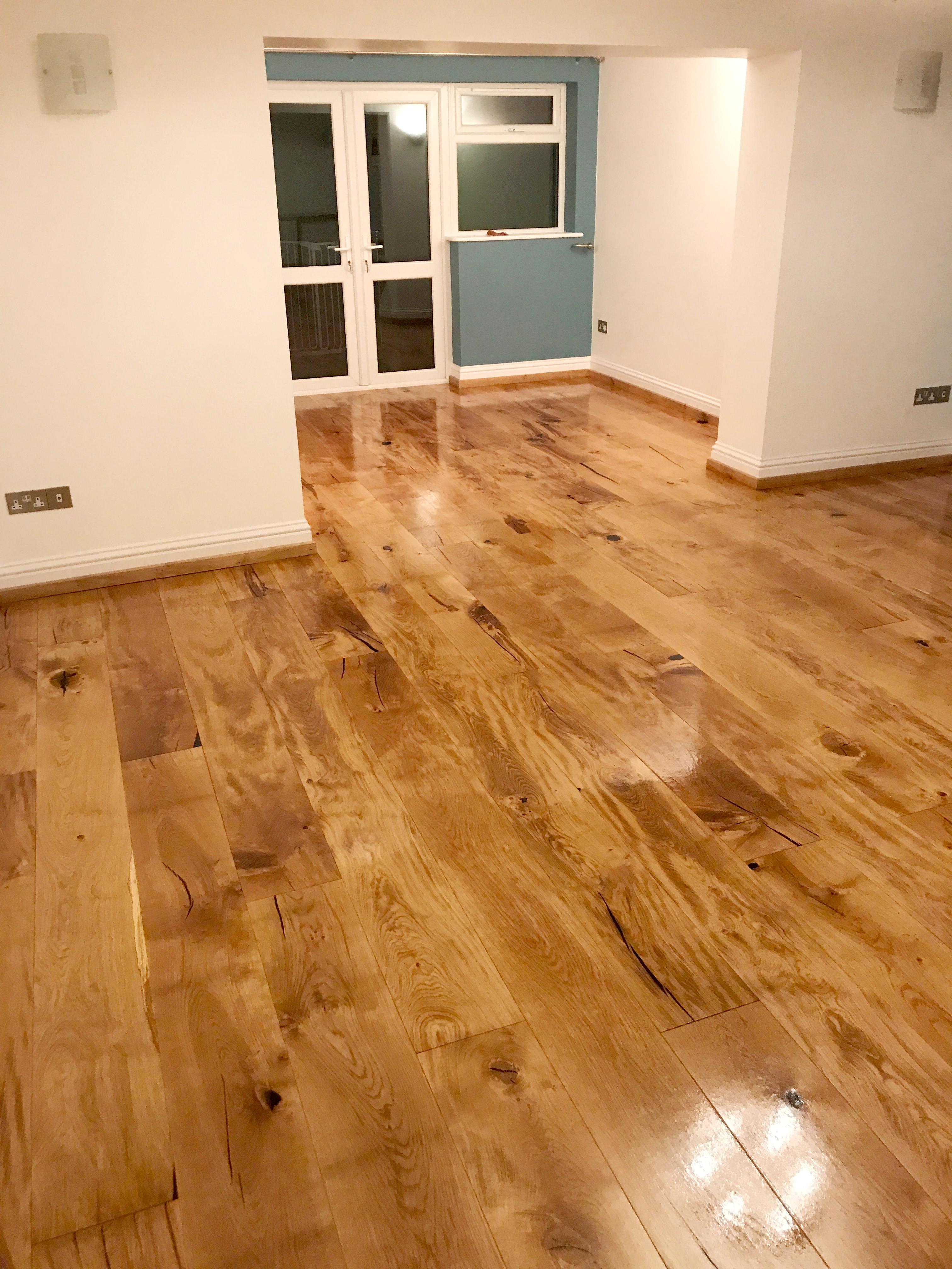oak flooring cornwall