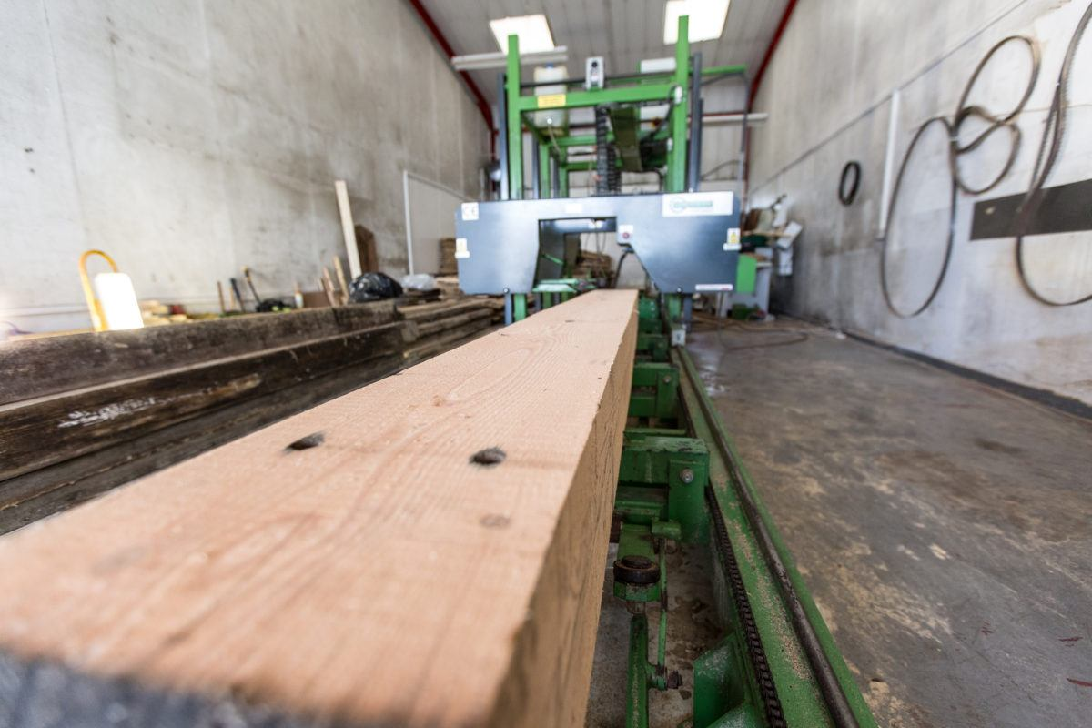 engineered wood manufacturing