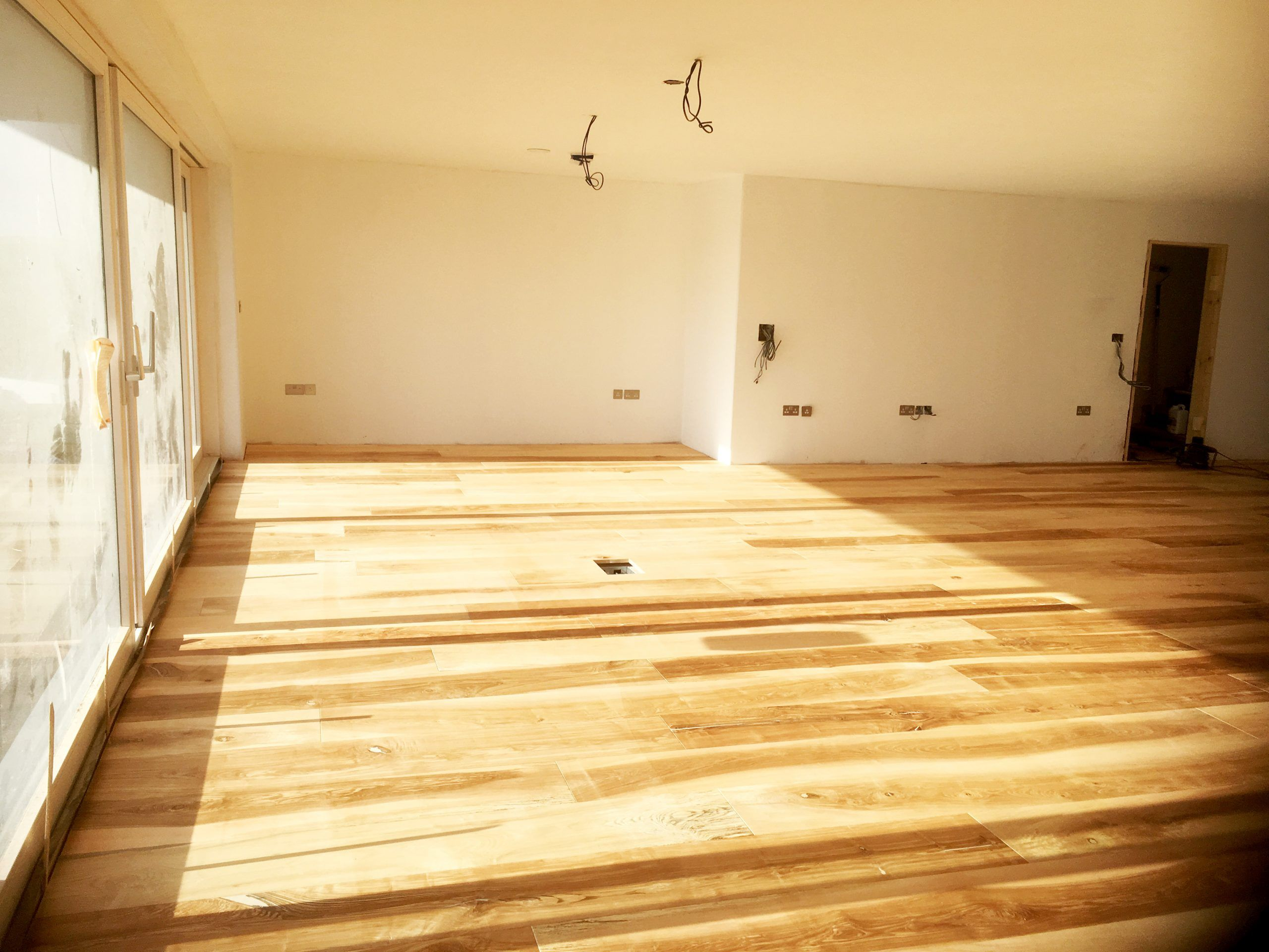 Olive Ash floor
