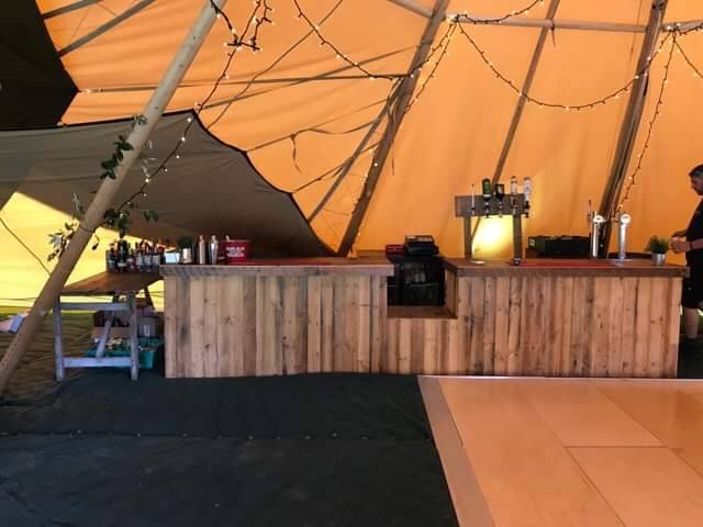 A new bar for Pengelly's Mobile Bar